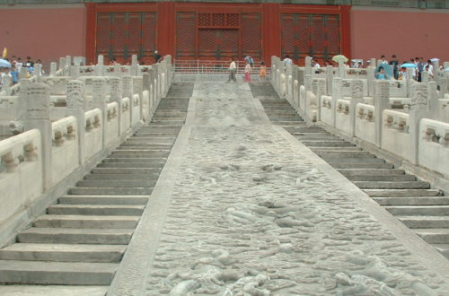 Looking Over the Forbidden City