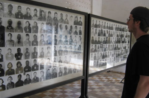 In the Face of the Khmer Rouge