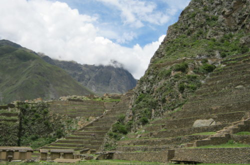 The Day Before the Inca Trail